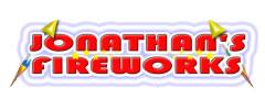 Jonathans Fireworks Logo