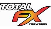 Total FX Fireworks Logo